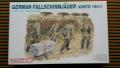 Dragon 6070 German Fallschirmjager Paratroopers Crete 1941  2,500.- Ft