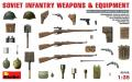 2500 soviet infantry weapons+equipment