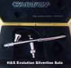 H&S Evolution Silverline solo airbrush