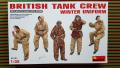 MiniArt 35121 British Tank Crew Winter Uniform  2000.- Ft