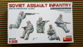 MiniArt 35226 Soviet Assault Infantry Winter Camouflage Cloaks  2000.- Ft