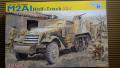 Dragon 6329 M2A1 Half track  10,000.- Ft