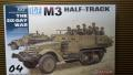 Dragon 3569 IDF M3 Half-Track  11,000.- Ft