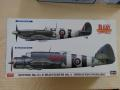 Sptfire Beaufighter Combo  1/72 új 10.000,-