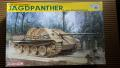 Dragon 6393 Jagdpanther Late Production   13,000.- Ft
