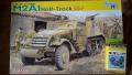 Dragon 6329 M2A1 Half track  11,000.- Ft