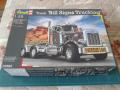 REVELL PETERBILT BILL SIGNS.  14.000 ft  14.000ft
