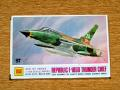Otaki 1_144 Republic F-105D Thunder Chief 2.200.-