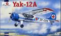 yak-12a  72 3600ft