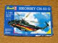 Revell 1_144 Sikorsky CH-53 G 1.800.-