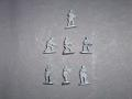 1/72  Caesar Miniatures Modern US Elit Force Rangers.  500.-