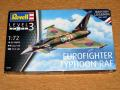 Revell 1_72 Eurofighter Typhoon RAF 5.400.-