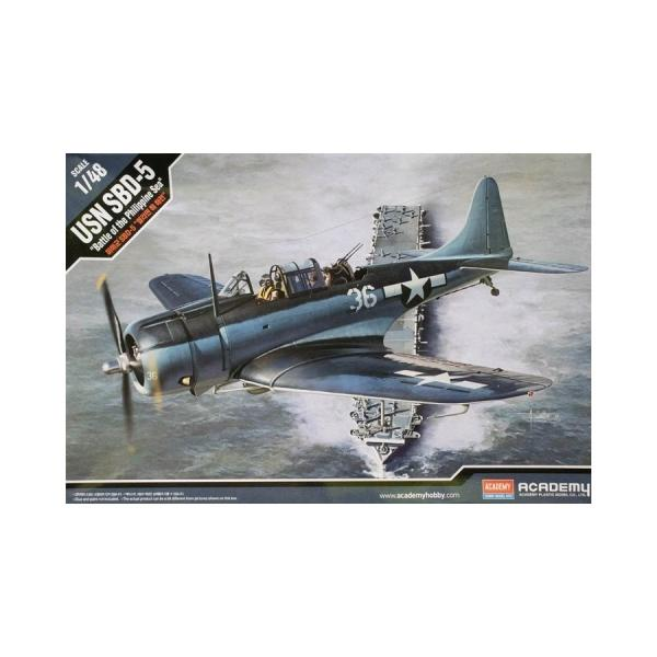 douglas-sbd-5-dauntless-battle-of-the-philippine-sea-ex-accurate-miniatures-1-48-ac12329-academy  1/48 új 7.800,-