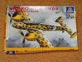 Italeri 1_72 Messerschmitt Bf-110 D-3 Long Range Escort Fighter 2.600.-