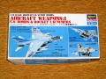 Hasegawa 1_72 Aircraft Weapons I U.S. Bombs & Rocket Launchers Sérült doboz 1.800.-
