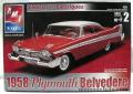 AMT 1958 plymouth belv