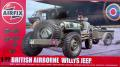Airfix A2339 Willys Jeep