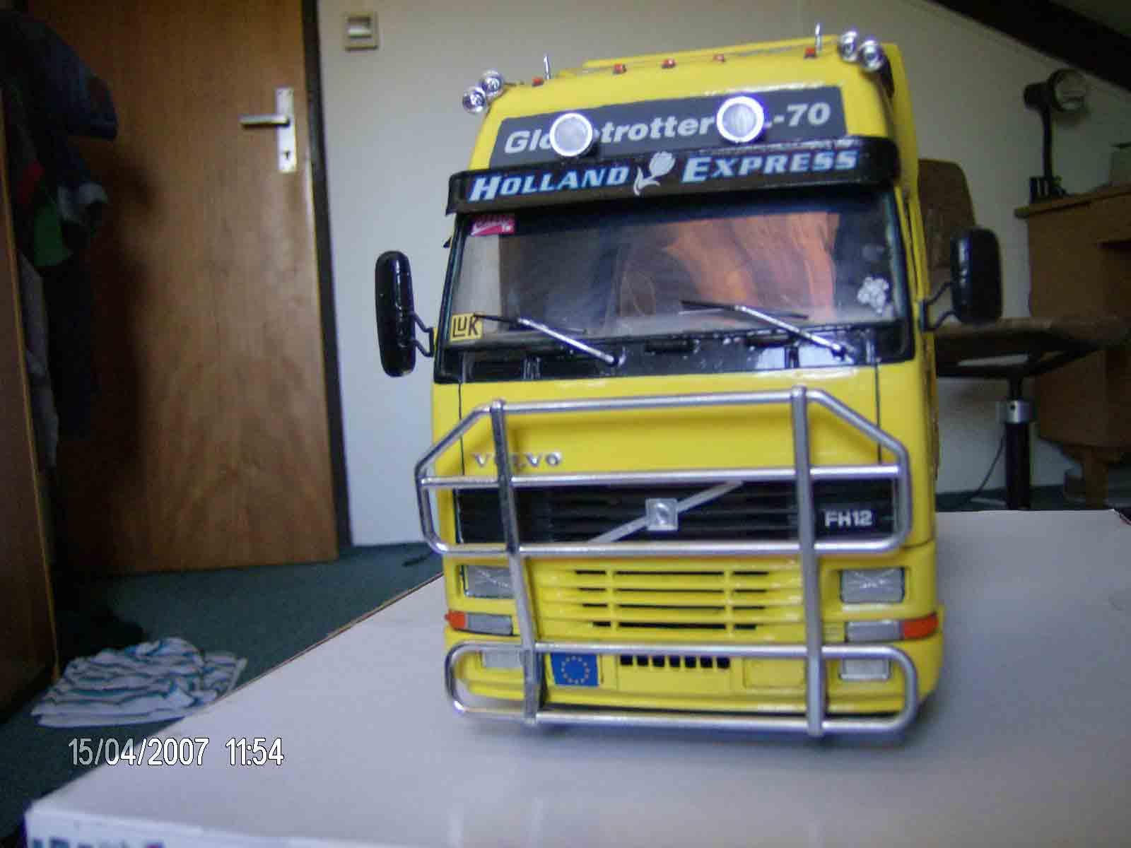 Kamion vadrács