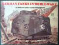 German tanks in World War I Schiffer  1500.-