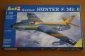 Revell 04350 1/72 Hawker Hunter F. Mk. 6