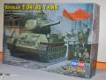 Hobbyboss Russian T-34/85 Tank (Model 1944 Angle-Jointed Turret)  3300,
