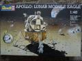 Revell Apollo: Lunar Module Eagle  1:48  4500 Ft