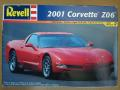 Revell 2001 Corvette Z06  1:25  4000 Ft