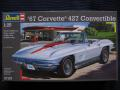 Revell '67 Corvette 427 Convertible 1:25  4500 Ft