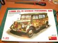 Miniart L1500 Kfz.70. 7500,-Ft  Miniart L1500 Sd.Kfz.70.  7500,-