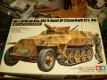 Tamiya Sd.Kfz.251 Stummel 5000,-Ft  Sd.Kfz.251/9 Stummel 5000,-