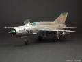 MiG-21MF Fishbed-J  Academy, 1/48 + H.A.D. + Wolfpack Design