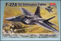 Academy 12212 1/48 F-22A Air Dominance Fighter (15.000 Ft)