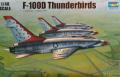 F-100D Thunderbirds  7.500,-