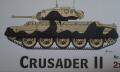 1:72 ARMOURFAST CRUSADER II 2X 4500,- Ft