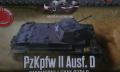 172 FIRST TO FIGHT PZKPFW II AUSF D. 3000,- Ft