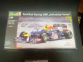 5500 Ft  1:24 Revell Red Bull RB8