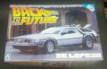 11000 Ft 1:24 Aoshima De lorean