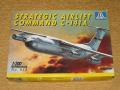 Italeri 1_200 Strategic Airlift Command C-141A makett