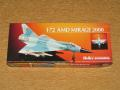 Heller Humbrol 1_72 AMD Mirage 2000 makett