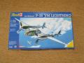 Revell 1_72 Lockheed P-38 J_M Lightning makett