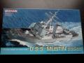 Dragon USS Mustin 3.500 Ft