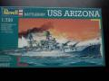 Revell USS Arizona 2.500
