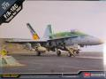 F-18C Chippy Ho  1/72 5.500,-