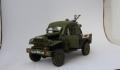 Dodge WC54 modified 12,7mm DSHK