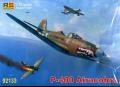 P-400 Aircobra  1:72 3400Ft