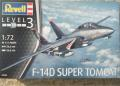 Revell F-14B Super Tomcat  6000.-Ft