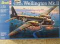 Revell Wellington Mk.II.  4500.-Ft