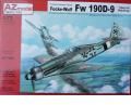 AZmodel FW-190D-9  3500.-Ft