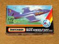 Matchbox 1_72 F9F-5 Panther Blue Angels U.S. Navy Display Team 1.800.-