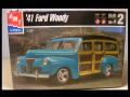 AMT 1941 Ford Woody